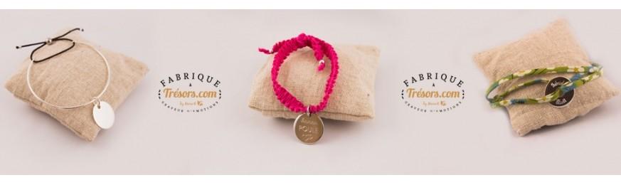 Bracelets Gravés Argent